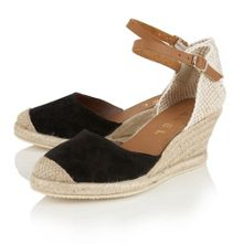 Ravel Etna espadrille heeled wedges