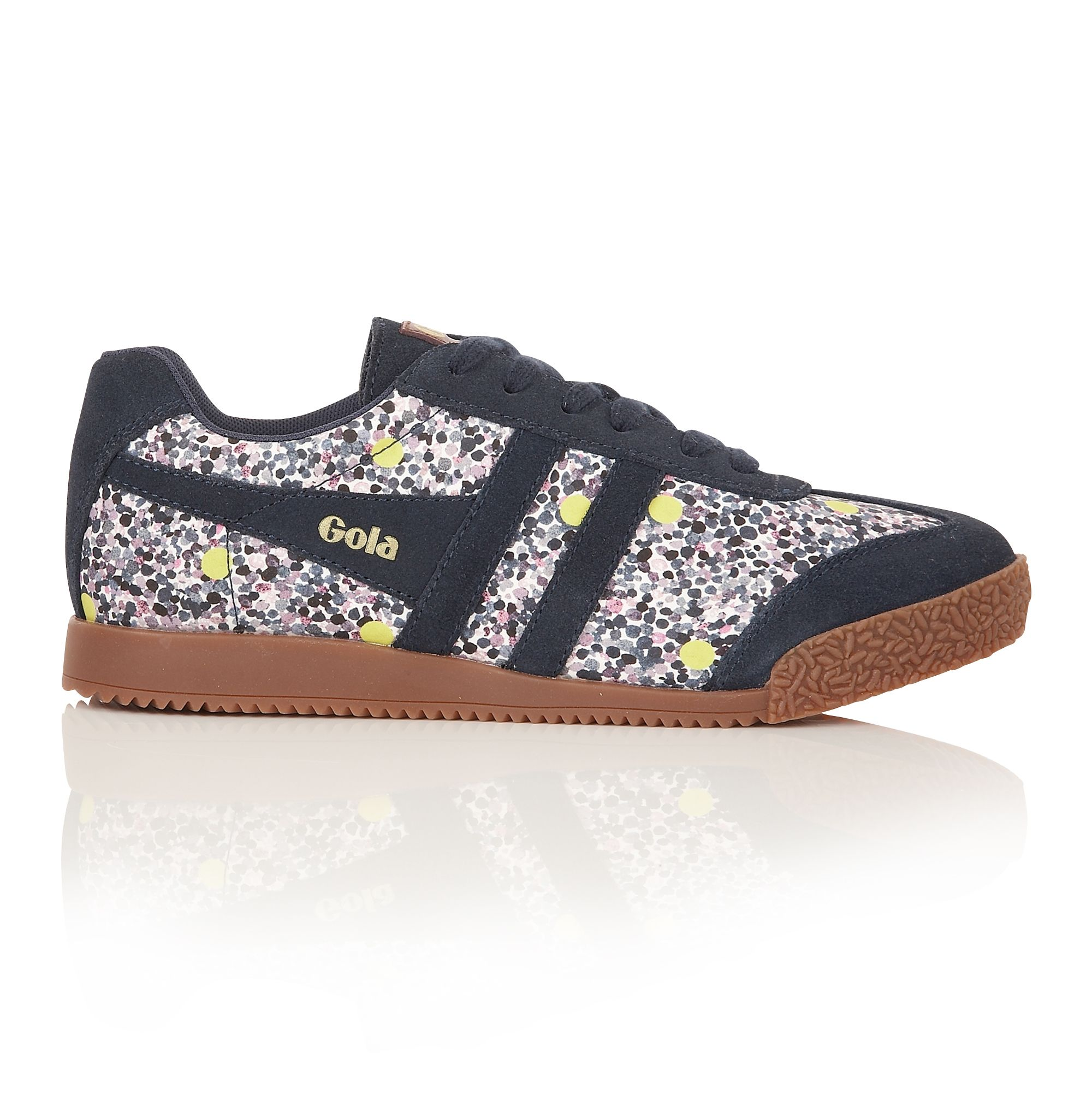 Jacobson Jacobson Harrier Liberty PB trainers, Midnight Blue