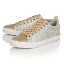 Jacobson Orchid Super Metallic trainers