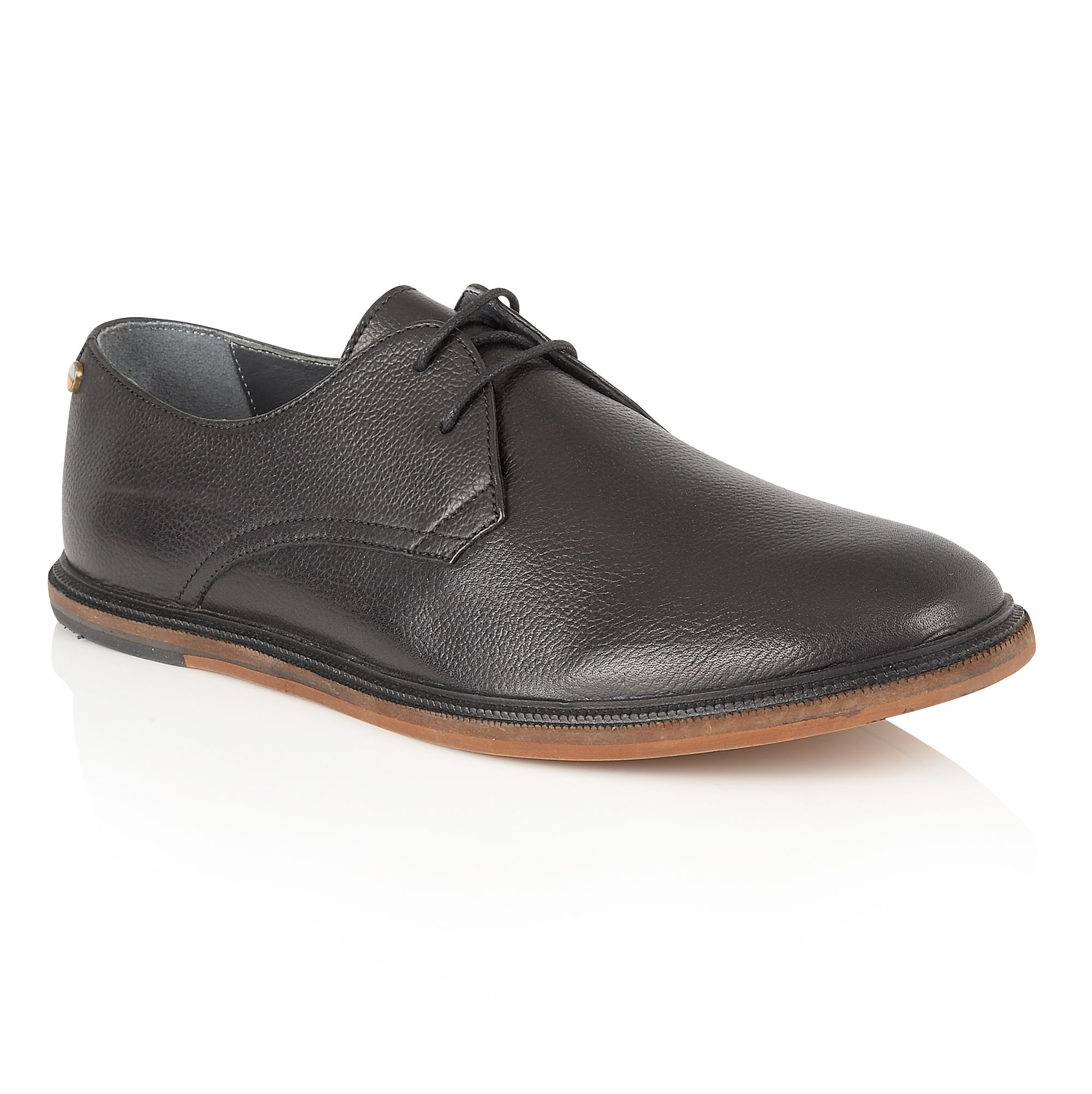 Frank Wright Frank Wright Burley Mens Shoes, Black