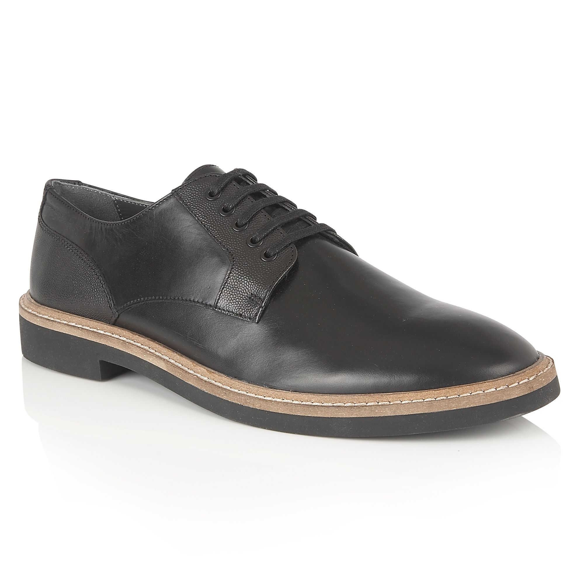 Frank Wright Frank Wright Banff Mens Shoes, Black