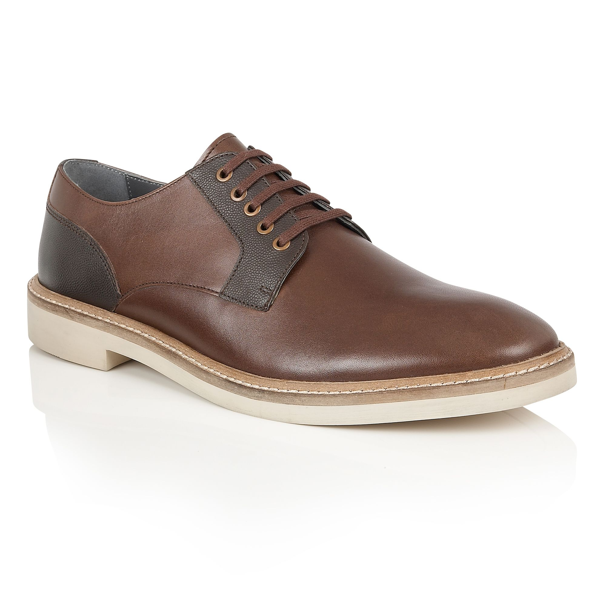 Frank Wright Frank Wright Banff Mens Shoes, Brown