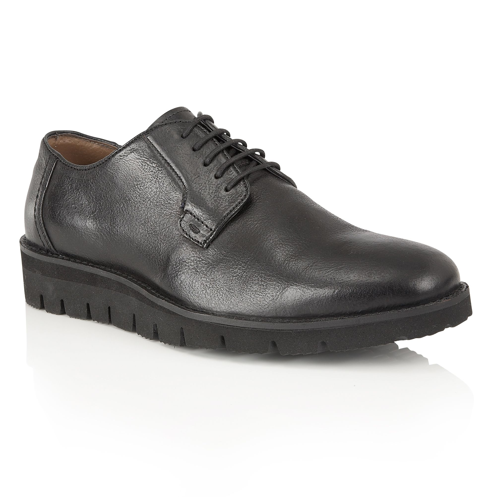 Frank Wright Frank Wright Manfred Mens Shoes, Black