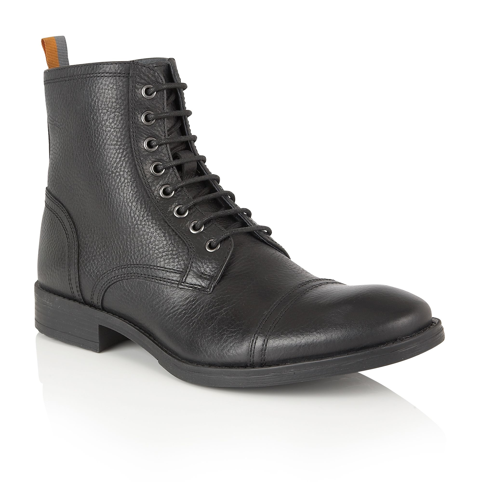 Frank Wright Frank Wright Marris Mens Boots, Black