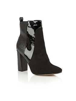 Hale ankle boots