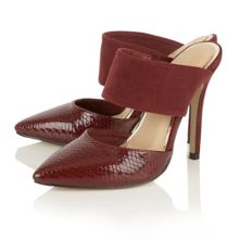 Ravel Long beach heeled pumps