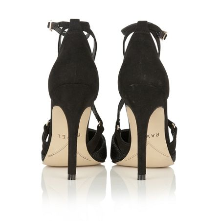 Ravel Limestone court shoes