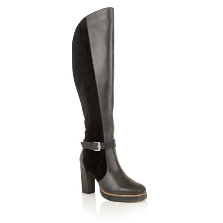 Ravel Rains knee high boots