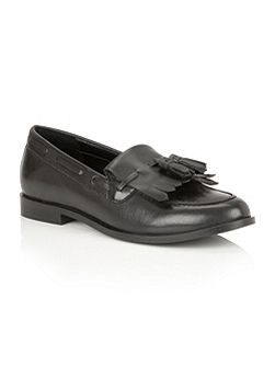 Tilden slip on loafers