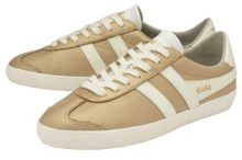 Jacobson Specialist Metallic lace up trainers