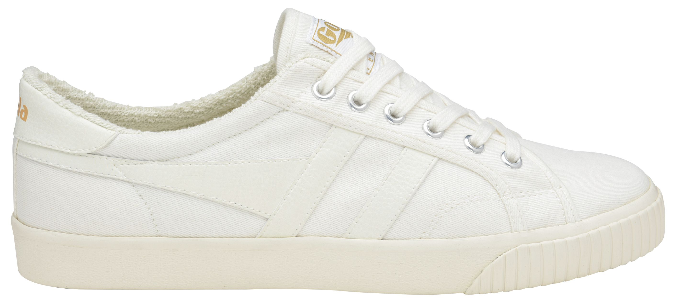Gola Tennis Mark Cox lace up trainers White