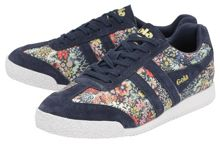 Jacobson Harrier Liberty  OFS lace up trainers