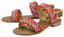 Ravel Jefferson Open Toe Sandals