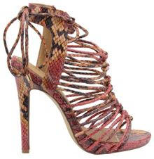 Ravel Maryhill Stiletto Heeled Cage Sandals