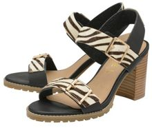 Ravel Dorris Open Toe Block Heel Sandals