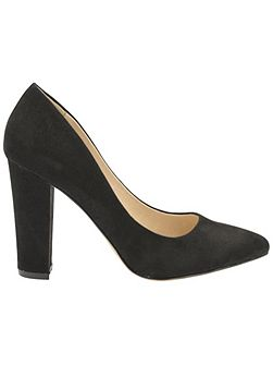 Hazelton Block Heeled Shoes