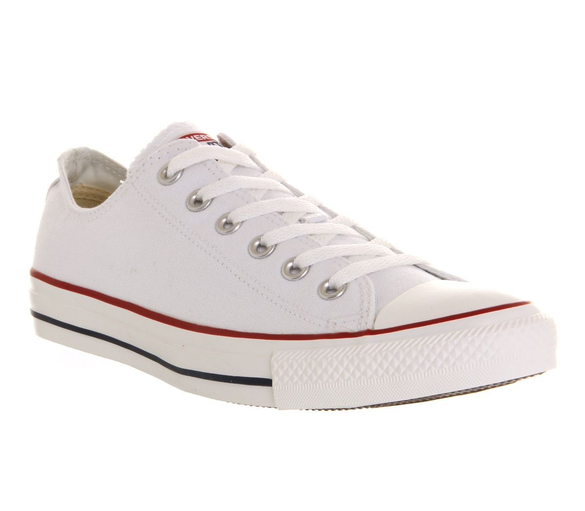 Converse Converse all star low trainers White
