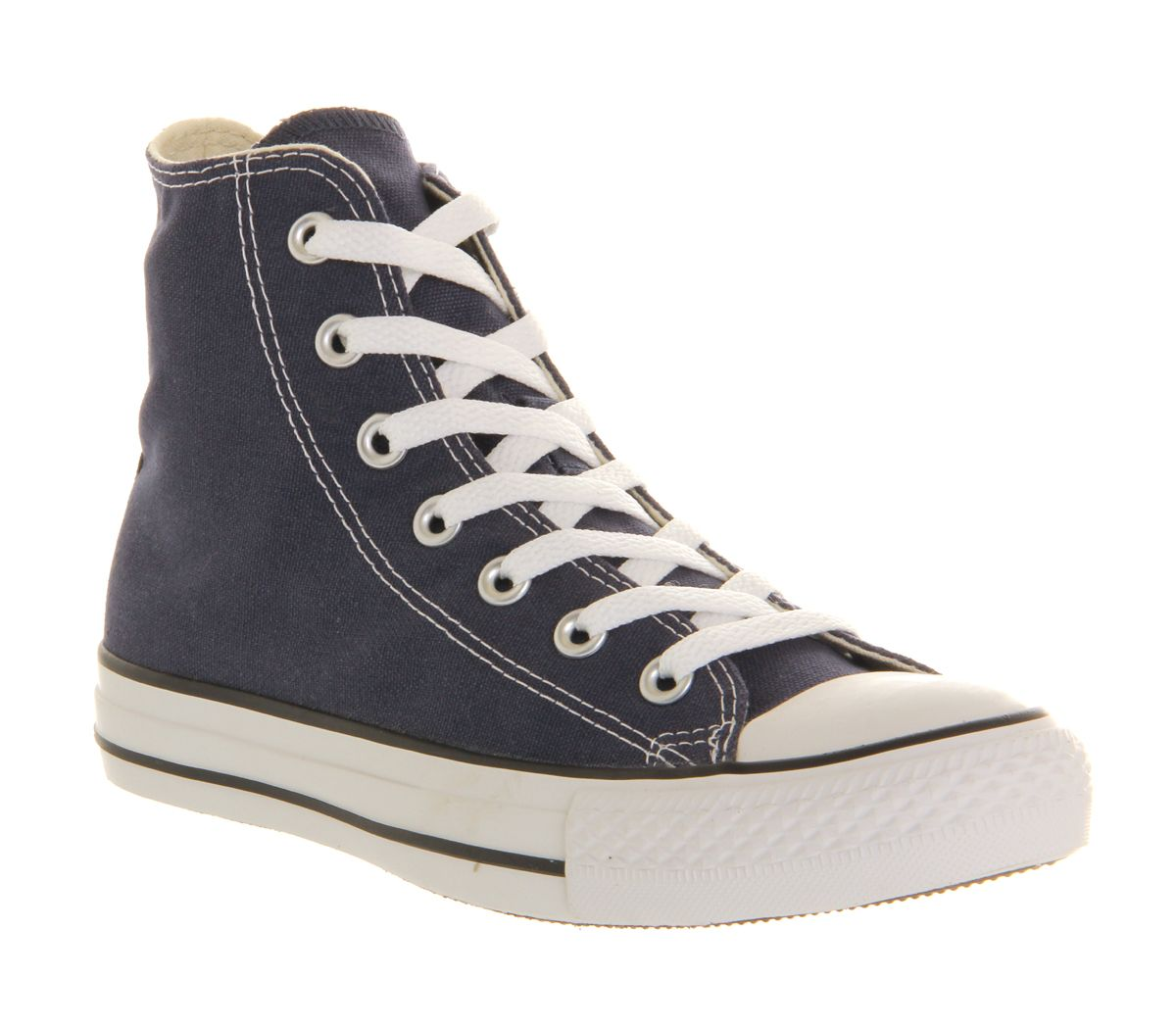 Converse All star hi trainers Navy