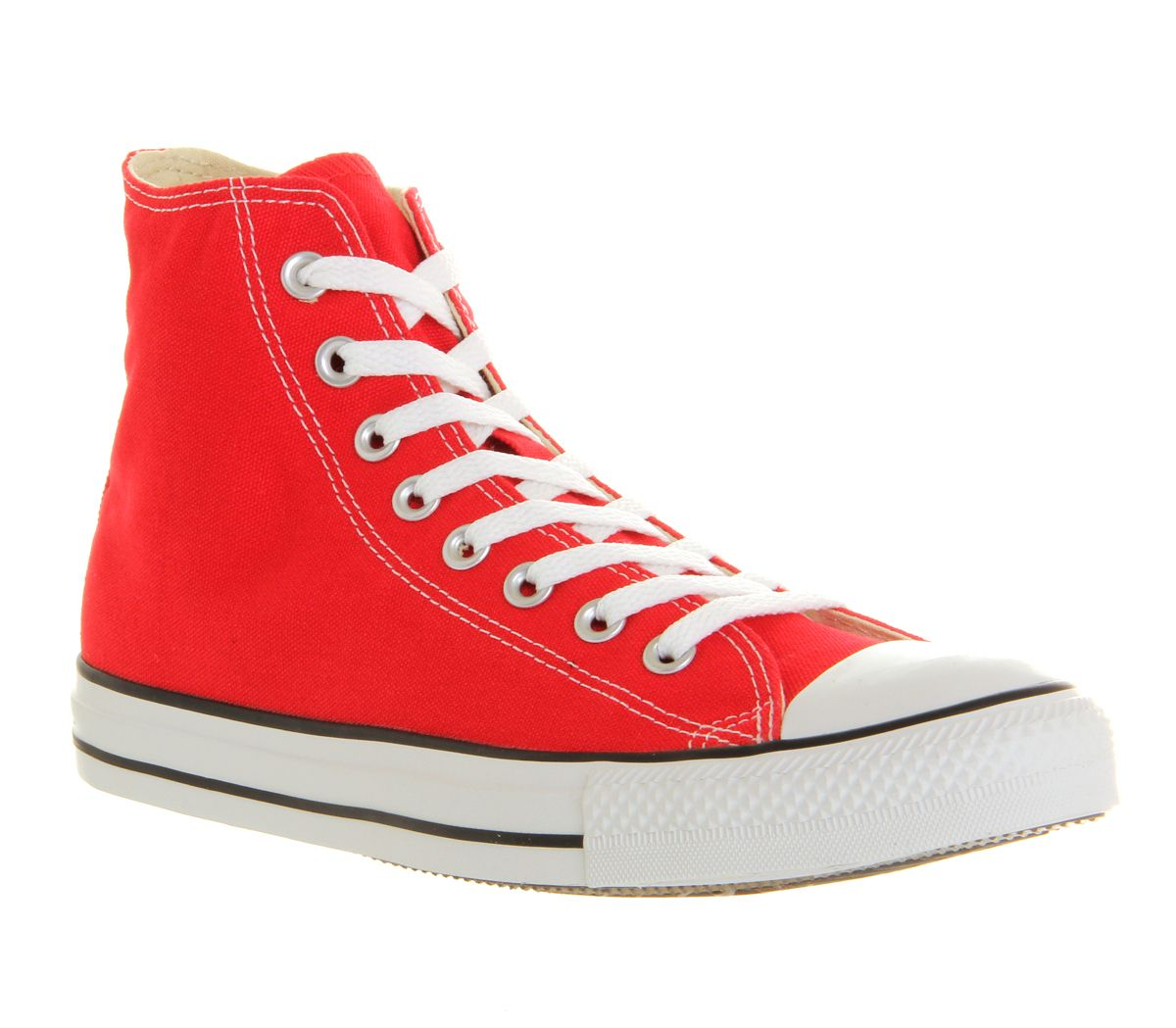 Converse Converse all star hi trainers, Red