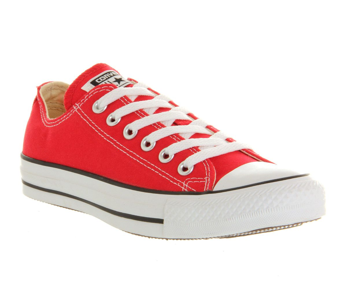 Converse Converse all star low trainers Red
