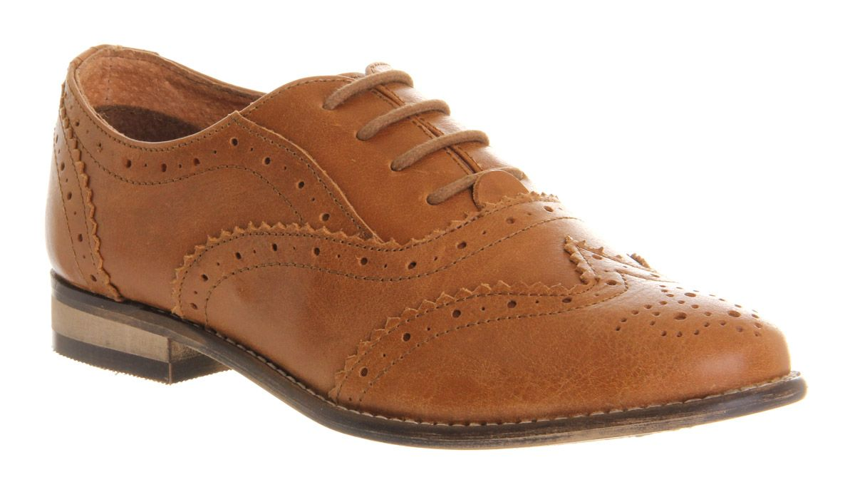 Poppet brogue shoes