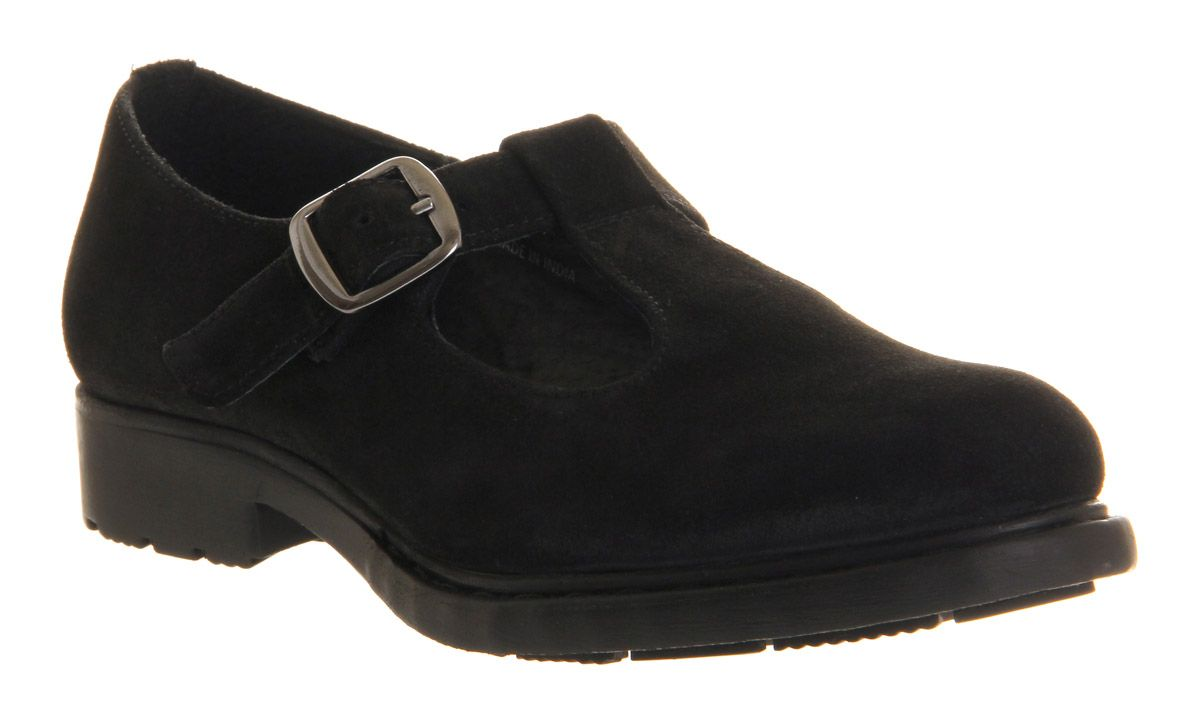 Eavesdrop buckle shoes