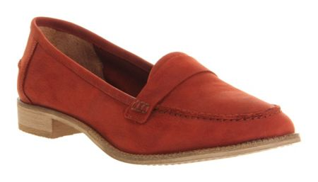 Office Trixie loafer shoes