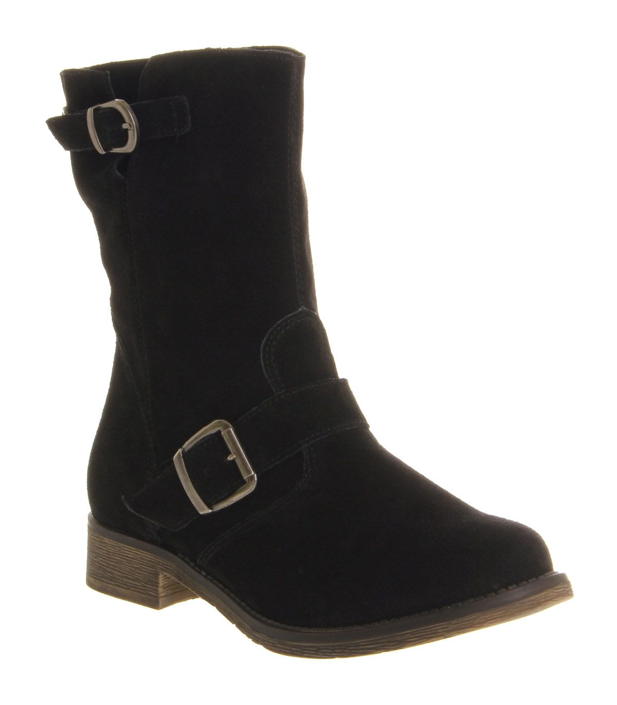 Billy biker ankle boots