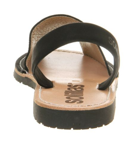 Solillas 2 part sandals