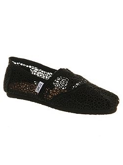 Toms Toms seasonal classic slip on shoes