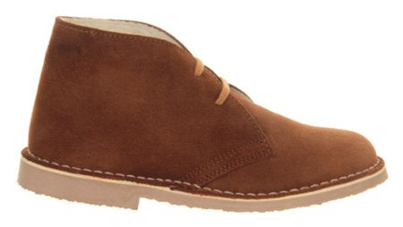 Office Uphill desert boots