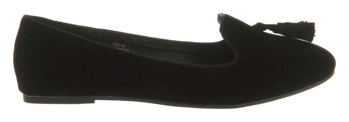 Kiwi round toe flat slip-on slipper shoes