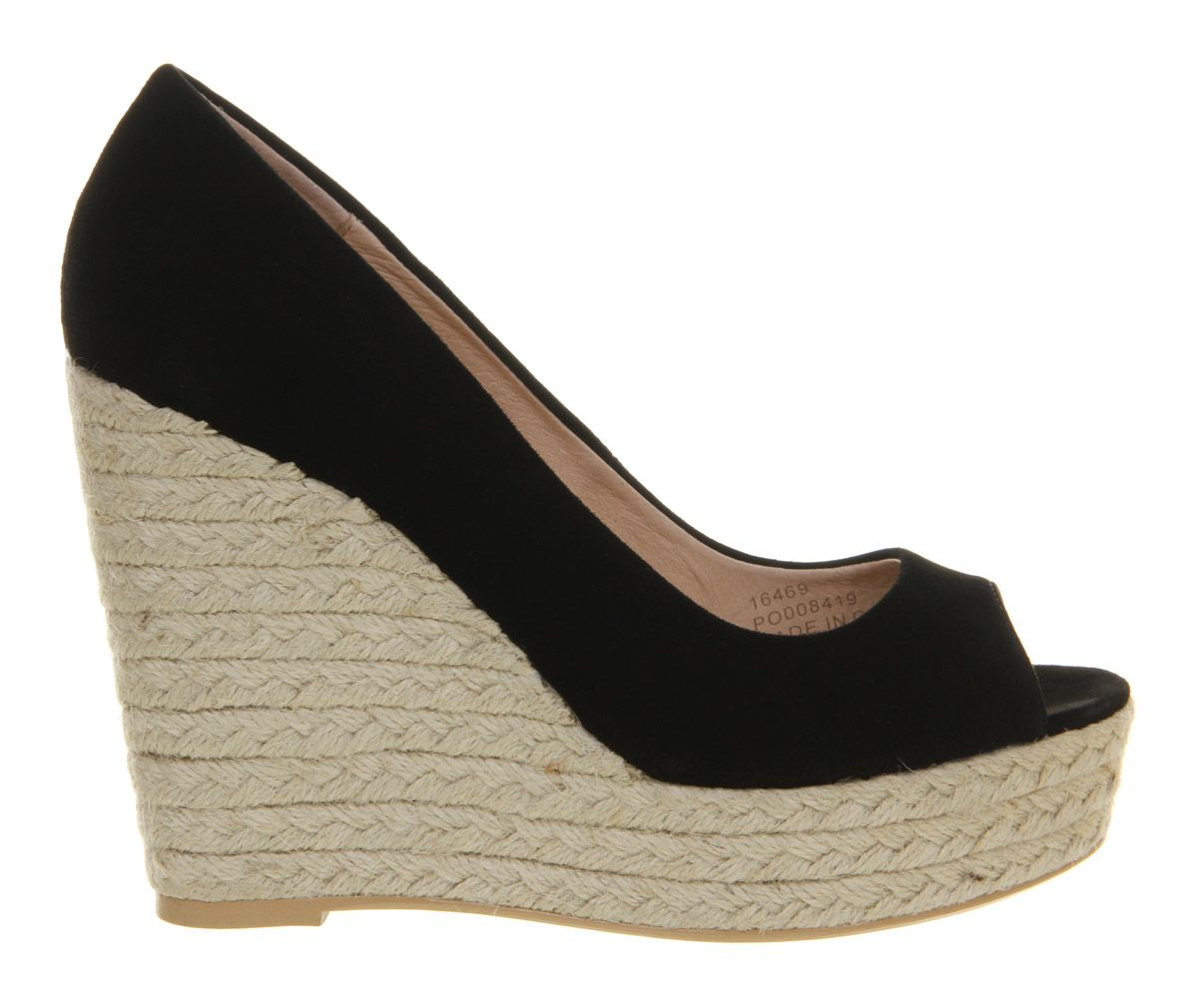 Joey espadrille wedges