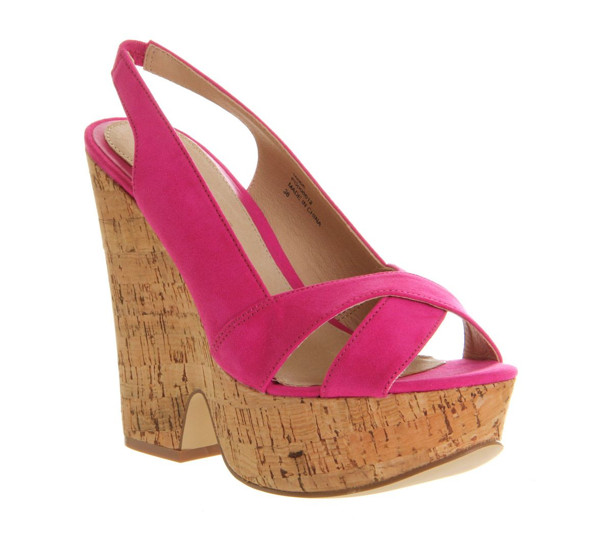 Jet set wedges