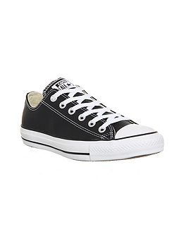 Converse allstar low leather trainer