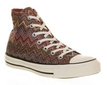 Converse All Star Hi Missoni Pack Trainers