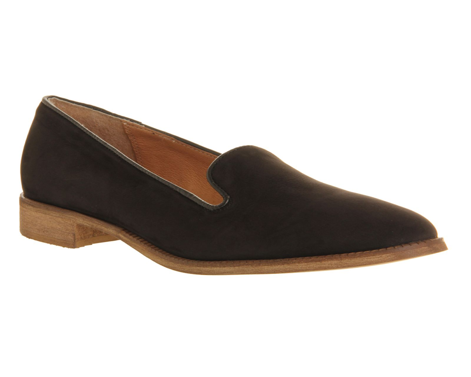 Verona loafer slip on flat loafers