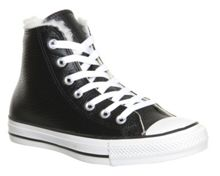 All Star Hi Trainer Leather