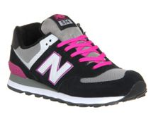 New balance wl574 trainer