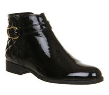 OFFICE COPPER SMART BUCKLE ANKLE BOOT