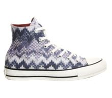 Missoni all star hi trainers