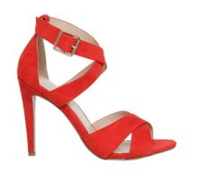 Passion cross strap sandal