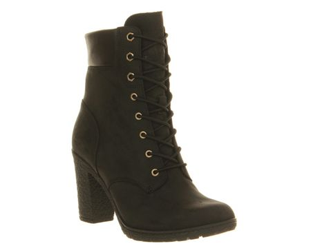 Timberland Glancy 6 inch heel boots
