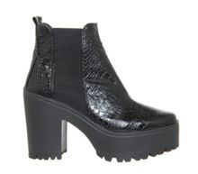 Fetch chelsea ankle boots