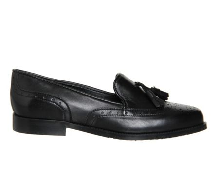 Office Vectra brogue loafer flats