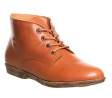Office fable lace up boot