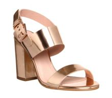 Garland strappy block heels