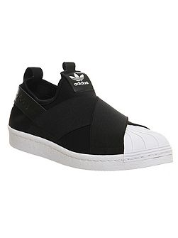 Superstar slip on trainers
