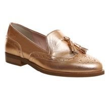 Vectra brogue loafers