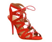 Wow ghillie lace up heels